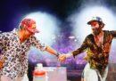 I video di Jovanotti e Fiorello al Jova Beach Party