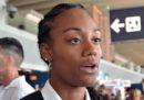 Larissa Iapichino, figlia di Fiona May, ha vinto l'oro nel salto in lungo agli Europei di atletica Under 20