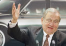 È morto Lee Iacocca, storico manager di Ford e Chrysler