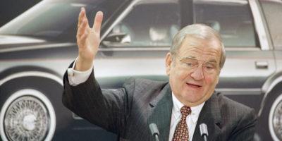 È morto Lee Iacocca, storico manager di Ford e Chrysler