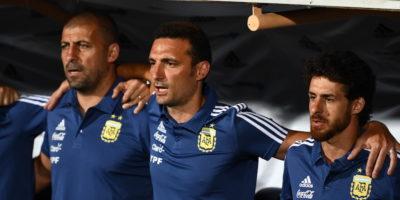 Lionel Scaloni è stato confermato come allenatore della nazionale di calcio argentina