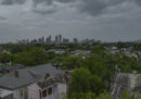 La tempesta Barry è diventata un uragano di categoria uno