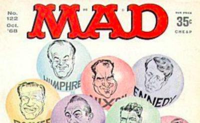 Mad Magazine chiude, di fatto