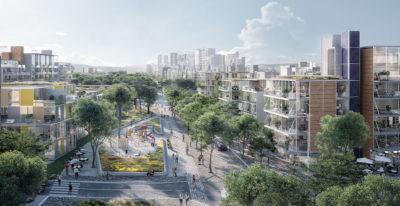 «Il progetto di rinascita urbana più grande d'Europa»