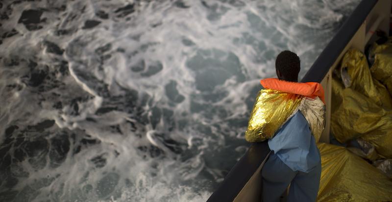 Naufragio al largo della Libia: si temono 150 morti
