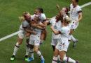 Gli Stati Uniti hanno vinto i Mondiali femminili