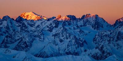 Anche sul Monte Bianco c'è troppa gente