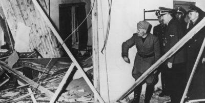 Il complotto contro Adolf Hitler, 75 anni fa