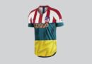 Le nuove maglie delle squadre di calcio di mezzo mondo