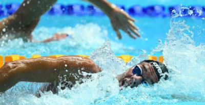 Gregorio Paltrinieri ha vinto la medaglia di bronzo nei 1500 metri stile libero ai Mondiali di nuoto
