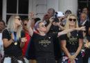 Il discorso della calciatrice Megan Rapinoe alla parata per la vittoria dei Mondiali a New York