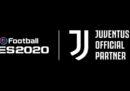 Il videogioco PES 2020 avrà in esclusiva nome, logo, maglia e stadio della Juventus; su FIFA ci sarà il