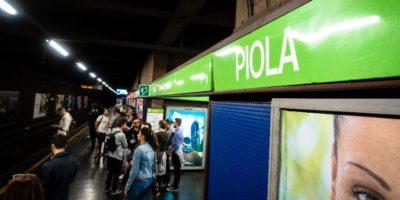 Dal 1° al 31 agosto chiuderà per lavori il tratto tra Loreto e Udine della metropolitana M2 di Milano