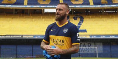 Il video della presentazione di Daniele De Rossi al Boca Juniors
