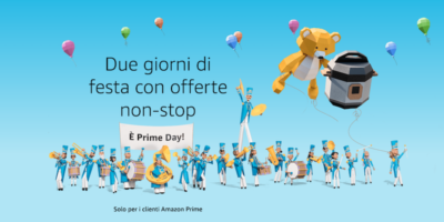 Le ultime offerte del Prime Day di Amazon