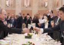 Le foto di Vladimir Putin in Italia