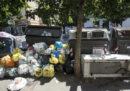 La Procura di Roma ha aperto un'inchiesta contro ignoti sulla mancata raccolta dei rifiuti a Roma