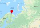 14 persone sono morte a causa di un incendio a bordo di un sommergibile della Marina russa nel mare di Barents