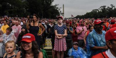 Il 4 luglio di Donald Trump