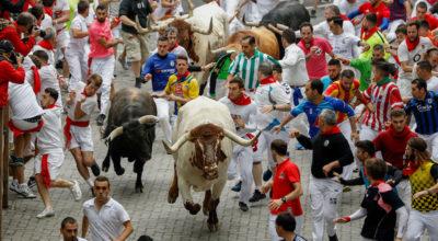 Le foto della Festa di San Firmino a Pamplona