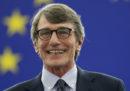 David Sassoli è il nuovo presidente del Parlamento Europeo