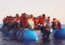 La nave Alan Kurdi della ong Sea-Eye ha soccorso 65 persone al largo della Libia