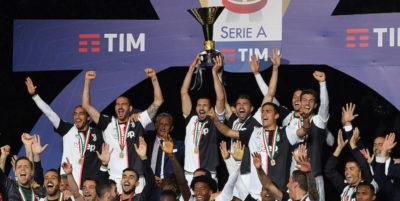 Serie A via il 25 agosto Ecco tutte le date