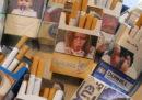 Un uomo dice di aver trovato la foto della sua gamba amputata su un pacchetto di tabacco