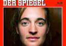La copertina dello Spiegel con Carola Rackete