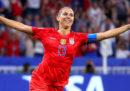 Gli Stati Uniti giocheranno la finale dei Mondiali di calcio femminili