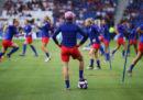 Stati Uniti contro Olanda nella finale dei Mondiali femminili