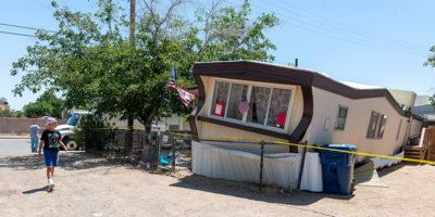 C'è stato un altro forte terremoto in California