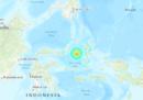 C'è stato un terremoto di magnitudo 6.9 in Indonesia, nel mare delle Molucche