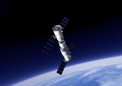 La stazione spaziale cinese Tiangong-2 non esiste più