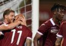 Il Torino ha battuto 3-0 il Debrecen nel secondo turno di qualificazione di Europa League