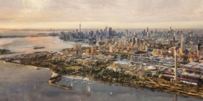 Google vuole cambiare un pezzo di Toronto