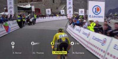 Tour de France: 20ª tappa a Nibali, Bernal vince la Grande Boucle
