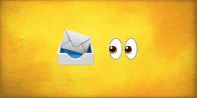 Quelli che sanno quando hai aperto un'email