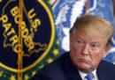 Trump potrà usare fondi federali per costruire il muro con il Messico