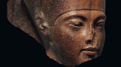 Un busto del faraone Tutankhamon è stato venduto per 5,2 milioni di euro