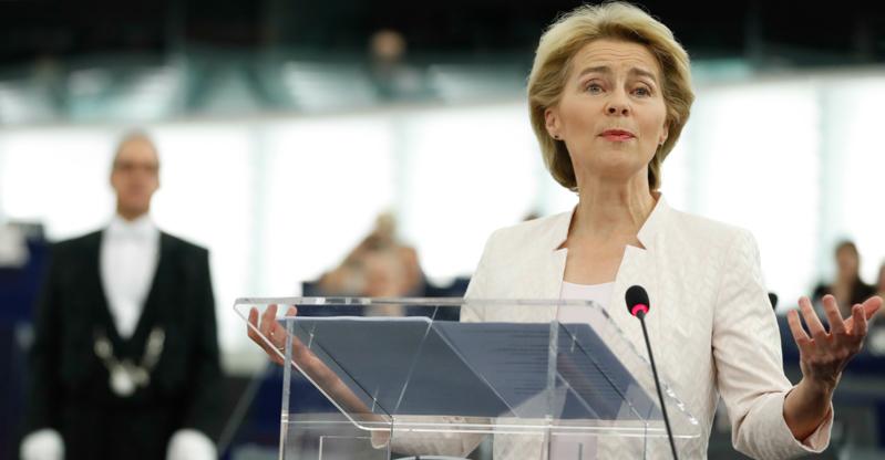 Ursula von der Leyen è stata confermata presidente della Commissione europea