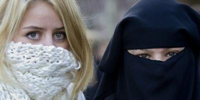 Il divieto parziale sul burqa nei Paesi Bassi