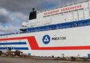 La Russia ha fatto salpare una centrale nucleare galleggiante