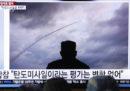 La Corea del Nord ha lanciato due nuovi missili, dicono gli Stati Uniti