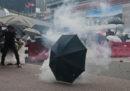 Ci sono stati nuovi scontri fra la polizia di Hong Kong e i manifestanti a favore della democrazia