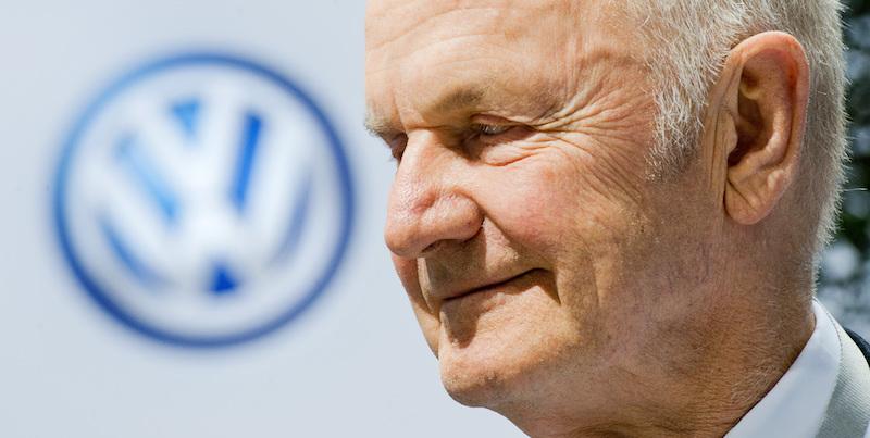 È morto Ferdinand Piëch, storico ex capo di Volkswagen