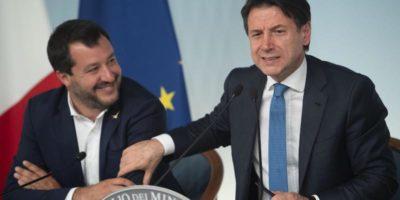 La lettera aperta di Giuseppe Conte a Matteo Salvini sul caso Open Arms