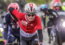 Il giovane ciclista belga Bjorg Lambrecht è morto in un incidente durante una corsa