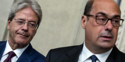 Renzi ha detto che Gentiloni ha cercato di far saltare la trattativa col M5S