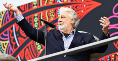 II teatro dell'opera di San Francisco ha cancellato un concerto di Placido Domingo, dopo le accuse di molestie sessuali